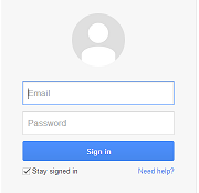 gmail account login
