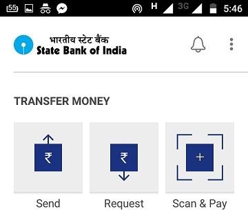 transfer money