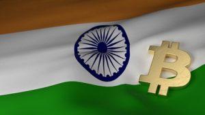 India bitcoin image