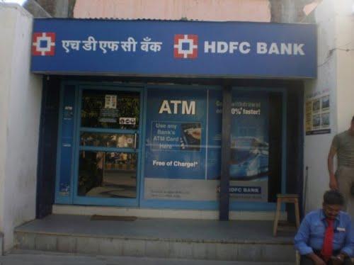 HDFC ATM