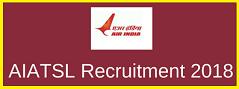 कोलकाता (AIATSL) भर्ती 2018/ पोस्ट 250/ आवेदन/ एप्लीकेशन फॉर्म