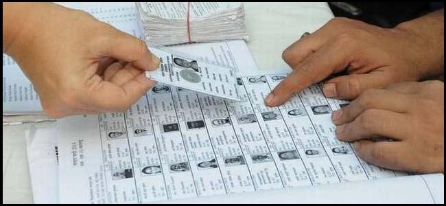 voter list