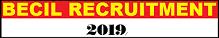 महाराष्ट्र (BECIL) भर्ती 2019| पोस्ट 278| आवेदन| एप्लीकेशन फॉर्म