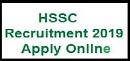 हरियाणा (HSSC) भर्ती 2019| पोस्ट 3206 | ऑनलाइन आवेदन| एप्लीकेशन फॉर्म