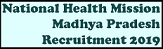 मध्य प्रदेश NHM भर्ती 2019 | पोस्ट 1479 | ऑनलाइन आवेदन| एप्लीकेशन फॉर्म