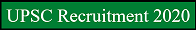 नई दिल्ली UPSC भर्ती 2020 | पोस्ट 134 | ऑनलाइन आवेदन | एप्लीकेशन फॉर्म